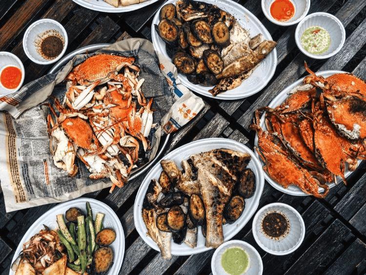 ẩm thực tại Côn Đảo