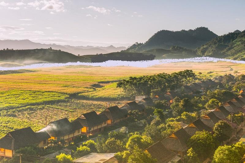 Địa điểm du lịch Mộc Châu hấp dẫn không thể bỏ lỡ