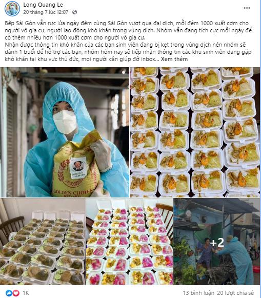chàng trai mê xê dịch, vận chuyển hàng chục tấn rau củ cho Sài Gòn