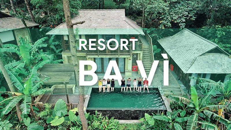 resort tại Ba Vì