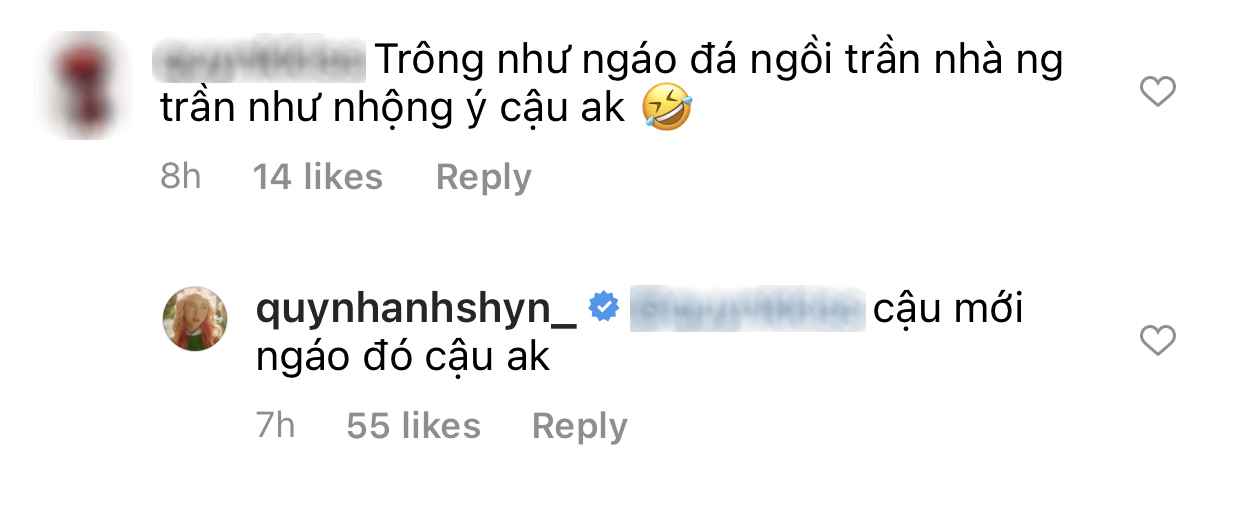 Quỳnh Anh Shyn đáp trả antifan khi bị nói không mặc quần bơi bên bờ biển