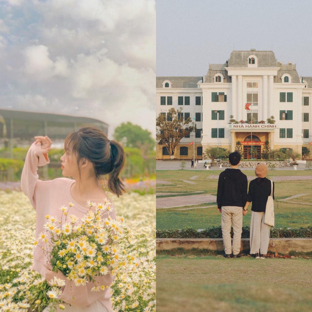 """Mang về 1001 bức ảnh """"sống ảo"""" đẹp nức nở ở Học viện Nông nghiệp - trường đại học lớn nhất Hà Nội"""
