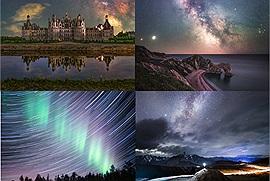 Ngắm sự rộng lớn và huyền ảo của dải ngân hà thu lại trong 10 bức ảnh bầu trời đêm đẹp nhất thế giới