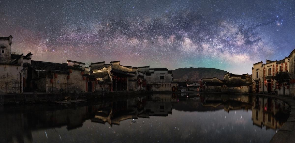 10 bức ảnh bầu trời đêm đẹp nhất thế giới