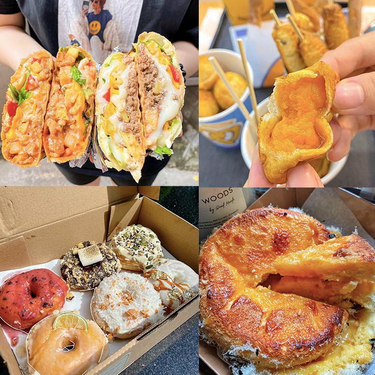 Ở nhà vẫn bắt kịp xu hướng với các loại bánh hot trend hiện nay tại Hà Nội