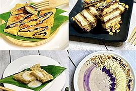 """""""Masterchef tại gia"""" mùa dịch thử sức sáng tạo đủ loại món ăn dinh dưỡng từ chuối cho thực đơn 7 ngày trong tuần"""