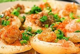 Mang hương vị bánh khọt Vũng Tàu về Hà Nội ngay giữa mùa dịch với công thức nhà làm cực đơn giản