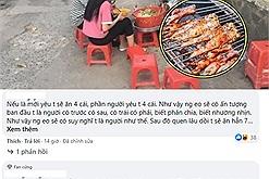 Cô gái bị người yêu đá vì ăn 6 cái chân gà cùng lúc, dân tình thở dài: đúng là miếng ăn tồi tàn và buồn bã