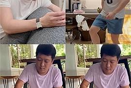 """Trường Giang, Trấn Thành thi nhau """"phát tướng"""" mùa dịch, thứ duy nhất không đổi là thói quen nấu ăn cho vợ"""