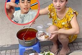 Khoe vợ nấu bún bò, Lê Dương Bảo Lâm bị CĐM chỉ trích vì ăn sang chảnh giữa dịch bệnh, đành lên tiếng nói rõ ngọn ngành
