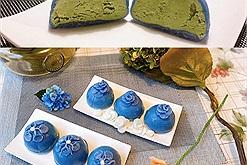 Bày vẽ món ăn vặt healthy mùa dịch với kem mochi matcha kiểu Nhật xanh biếc, vừa ngon vừa đẹp tại sao không?