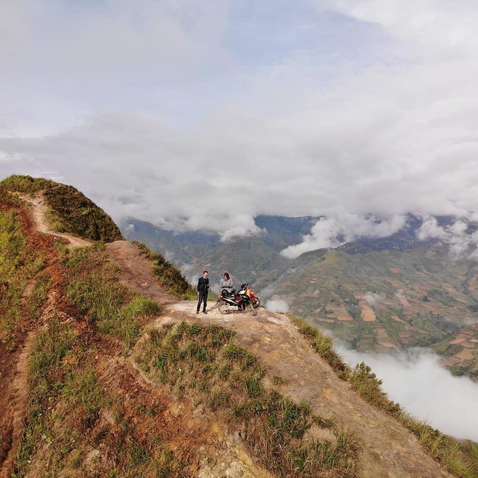 Người đàn ông Nga 6 năm phượt xe máy khám phá Việt Nam