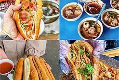 """Người chơi hệ """"bánh mì"""" đã thử hết 5 phiên bản bánh mì độc đáo khắp Việt Nam này chưa?"""