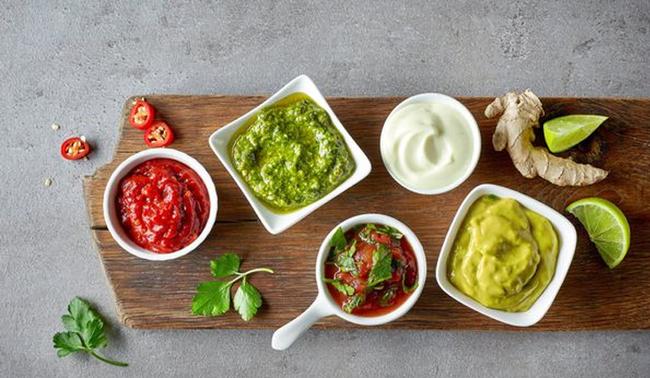 5 công thức nước sốt salad không thể thiếu trong một số món ăn ngon