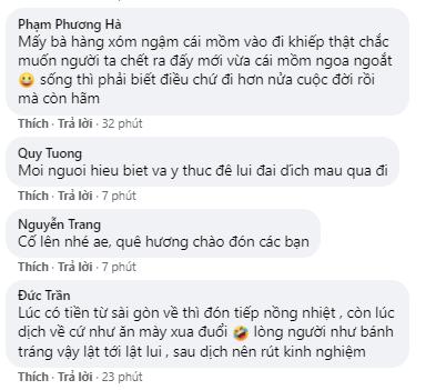 từ Sài Gòn về quê, qua nhiều chốt kiểm dich, thanh niên bị coi là tội đồ