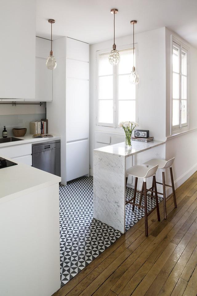 phòng bếp đơn giản độc đáo