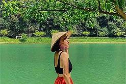 Vẻ đẹp bí ẩn nhưng không kém phần thơ mộng Động Am Tiên Ninh Bình ngày càng thu hút khách du lịch