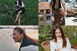 """Ngó ảnh du lịch đẹp nức nở của Thanh Hằng là biết ngay """"chị đại"""" thuộc người chơi hệ """"yêu thiên nhiên"""""""