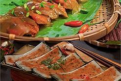 Thiên biến vạn hoá đủ các món ăn ngon ở Huế mùa giãn cách chỉ với 1 gói bột năng