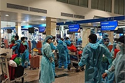 Xúc động một mạnh thường quân chi tiền 2 chuyến bay đưa 380 bà con Quảng Nam về quê tránh dịch