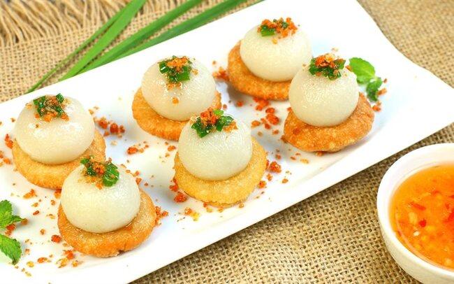 bánh ít trần - Ở nhà giãn cách làm đủ các món ăn ngon ở Huế chỉ với 1 gói bột năng