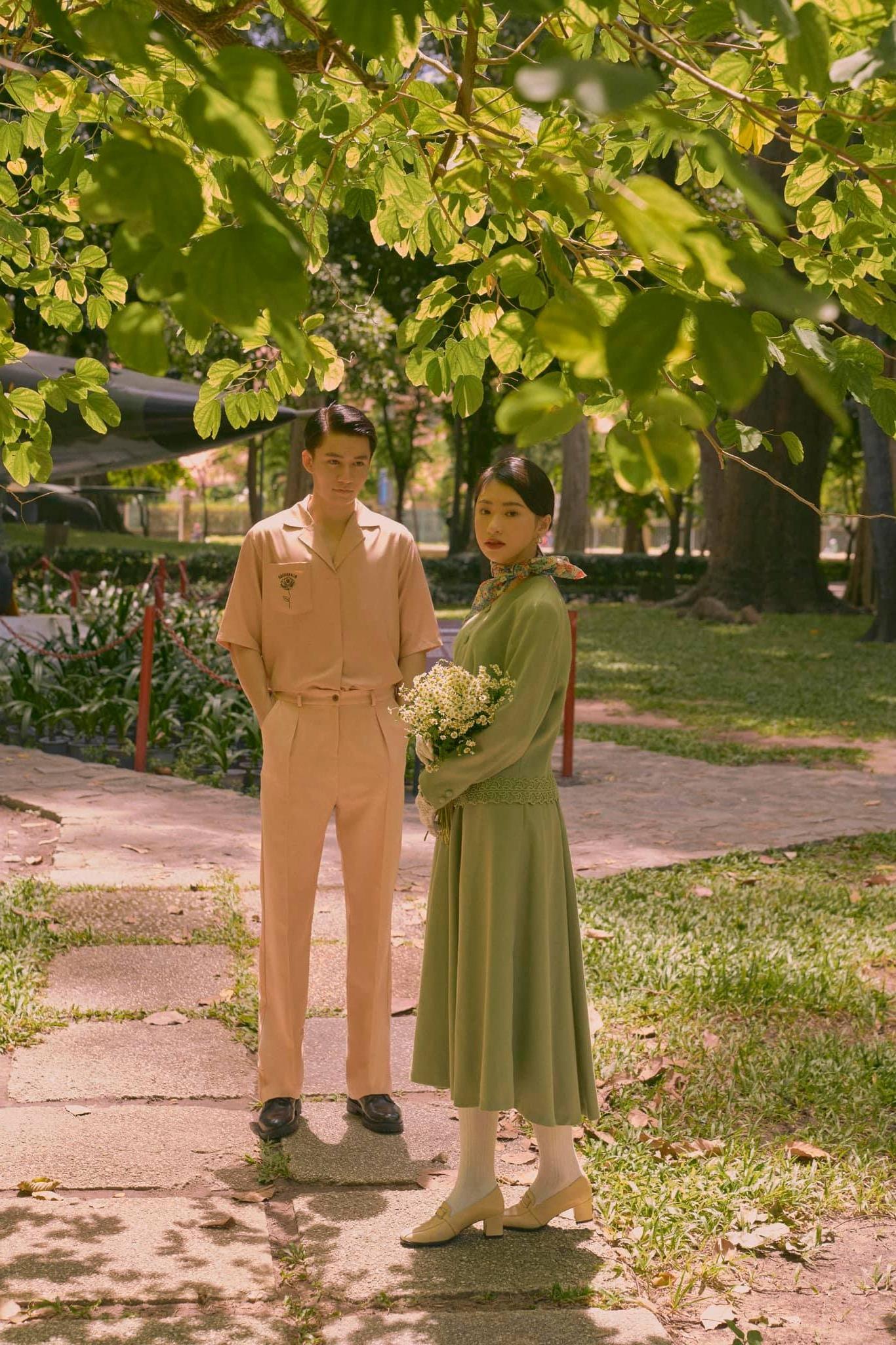 Dinh Độc Lập Sài Gòn đậm màu điện ảnh
