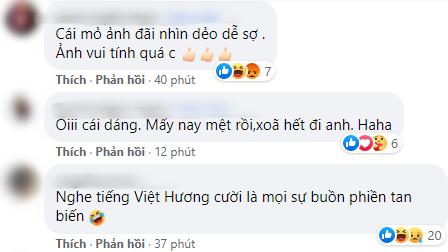 Hoài Thương chồng Việt Hương làm từ thiện