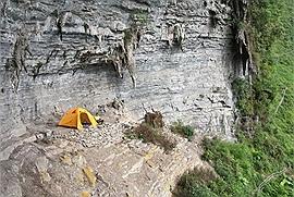 """Bật ra-đa """"bắt sóng"""" tọa độ mới được phát hiện ở Hà Giang: điểm cắm trại view sông Nho Quế cực xịn xò"""