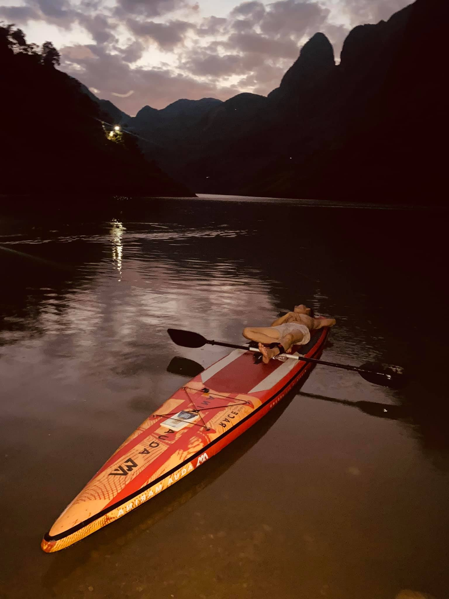 điểm cắm trại view sông Nho Quế cực xịn xò