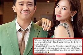 """Quản lý lên tiếng """"ngầm"""" bảo vệ vợ chồng Hari Won - Trấn Thành trước những bình luận """"kém duyên"""""""