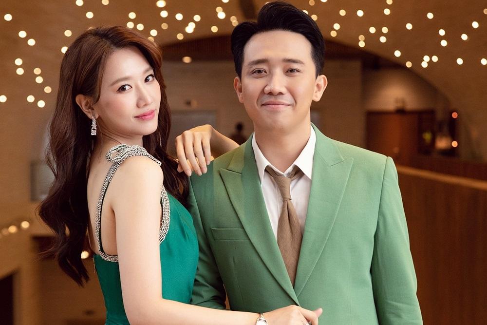 Hariwon và Trấn Thành