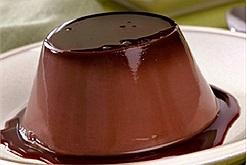 Cách làm những món ăn ngon đơn giản với bánh flan socola, flan phô mai socola