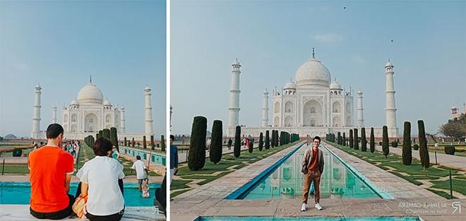 Cùng anh chàng Tô Đi Đâu khám phá muôn nơi ở Ấn Độ