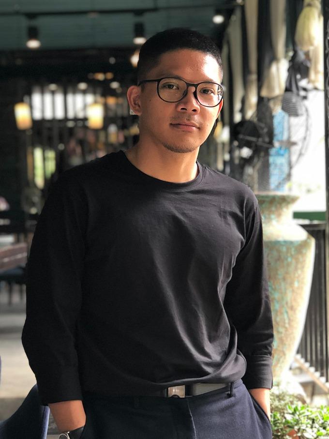 Chàng trai Philippines vẽ bộ tranh cổ vũ Sài Gòn chống dịch