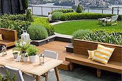 Cách làm vườn sân thượng với 6 bước dễ thực hiện