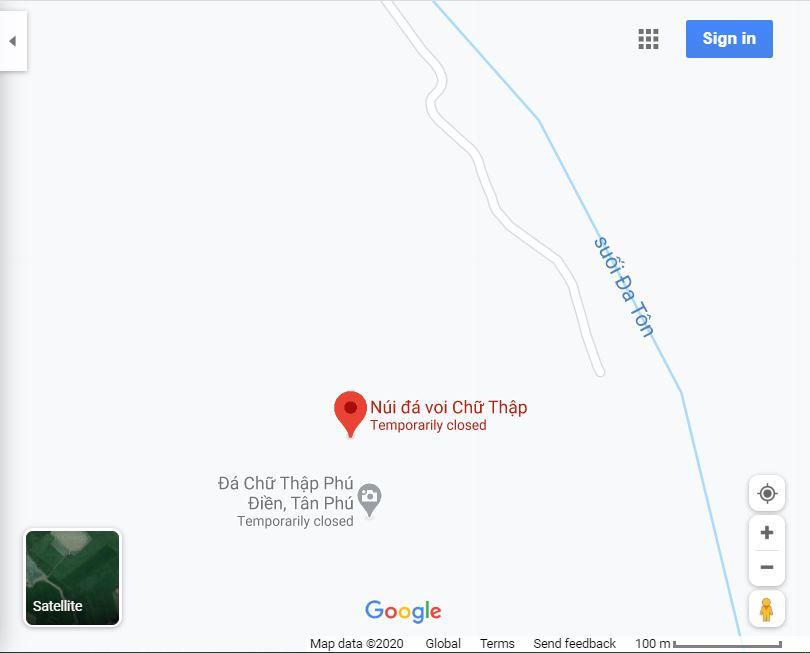 """""""Bóc tem"""" thêm một địa điểm cắm trại mới toe"""