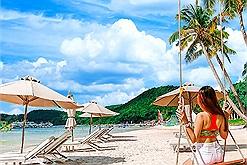 Lạc lối giữa trong thiên đường biển đẹp ngất ngây tại đảo Hòn Thơm - Maldives Việt Nam giữa lòng Phú Quốc