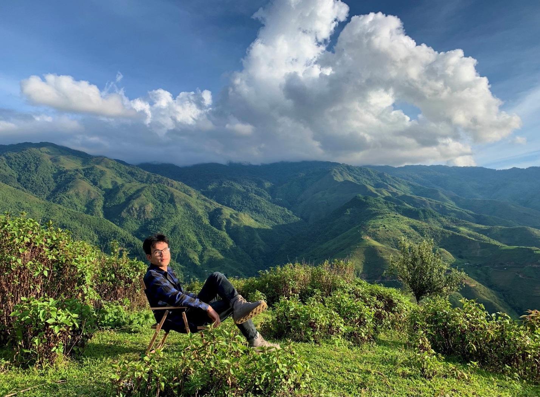 Lên Tà Xùa cắm trại 3 ngày, chàng trai kẹt lại giữa núi rừng gần nửa tháng vì dịch bệnh