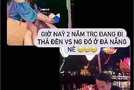 Sơn Tùng không hề cùng lúc bắt cá hai tay, du lịch Đà Nẵng với hot girl nhà giàu như lời đồn