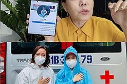 NS Việt Hương bật khóc trên livestream vì cả nhà bị thóa mạ, khẳng định vẫn sẽ làm từ thiện kệ đời sân si