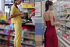 Style đi siêu thị của 10 sao nữ Việt: HHen Niê Minh Tú mặc như gái quê, Tiểu Vy sexy khó cưỡng