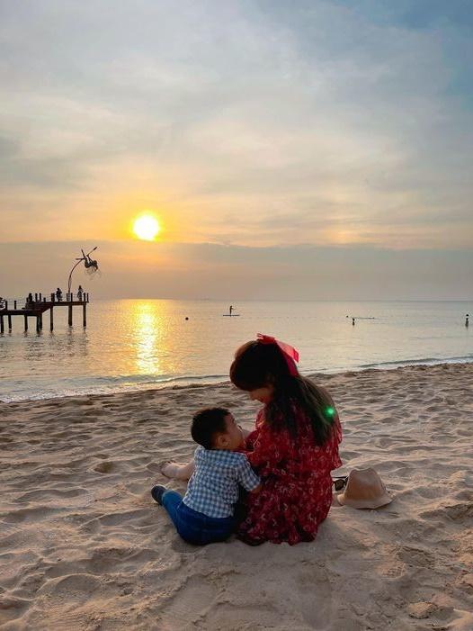 chuyến đi biển đầu tiên của Bo thúi
