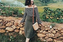 """""""Rong chơi"""" bản Tả Phìn Sapa khám phá nét đẹp văn hóa người Dao đỏ"""
