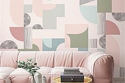 Cách décor trang trí nhà ở tạo điểm nhấn với họa tiết đặc trưng