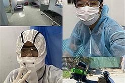 Chiến thắng Covid-19, chủ quán phá lấu quay lại bệnh viện dã chiến chăm sóc F0, trả ơn các bác sĩ