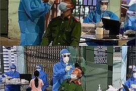 2 tháng xa cách vì vợ chồng đều đi chống dịch, 2 nữ nhân viên y tế bất ngờ gặp lại chồng trong nỗi nghẹn ngào!