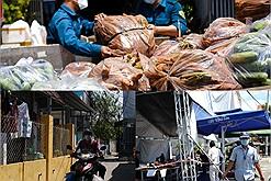 7 ngày qua người Đà Nẵng không thiếu thực phẩm nhờ các tổ dân phố thực hiện nhiệm vụ mua nhu yếu phẩm cho người dân