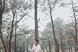 Cùng hội bạn thân kéo nhau lên khu du lịch sinh thái Thiên Phú Lâm cắm trại vui chơi ngày cuối tuần