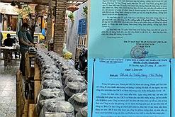 Âm thầm gửi từng suất ăn đến bà con gặp khó khăn tại TP.HCM, vợ chồng Trường Giang-Nhã Phương khiến nhiều người xúc động