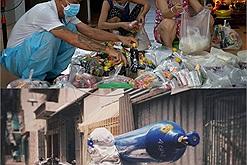 Chủ trọ Sài Gòn và tấm lòng hào hiệp: miễn 3 tháng tiền phòng, phân phát đồ ăn và mang cả oxy cho ai là F0